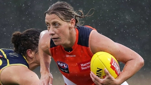 Cora Staunton shone again for  Sydney Western Giants