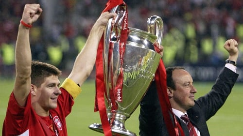 "Rafa Benitez: ""A Turkish friend of mine that was here said, 'Listen, for one year, we were analysing this game'."""
