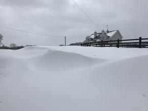 Snow where to go in Ballyjamesduff