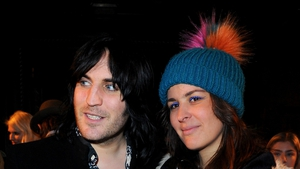 Baby joy for Noel Fielding and his partner Lliana Bird