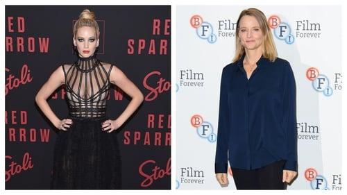 Jennifer Lawrence and Jodie Foster may be presenting at this year's Oscars