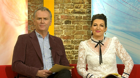 Today Weather Special with Maura and Daithi