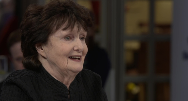 Eavan Boland was one of the most prominent voices in Irish literature