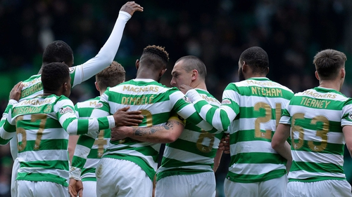 Rodgers: Morton will be a very tough test for Celtic