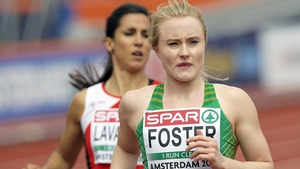 Amy Foster: 'I feel like I've proven a point.'