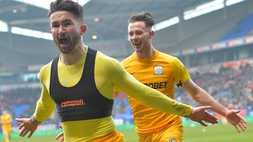 Sean Maguire: 'It's been tough, but everybody close to me has been great to me.'