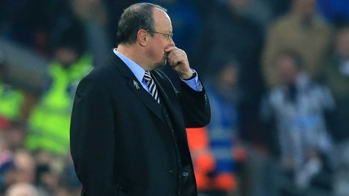 Rafael Benitez: Newcastle surviving in the Premier League would be 'miracle'