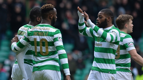 Brendan Rodgers comments on Marvin Compper's Celtic debut