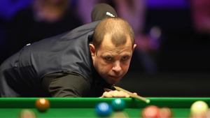 Barry Hawkins will face Neil Robertson in round two