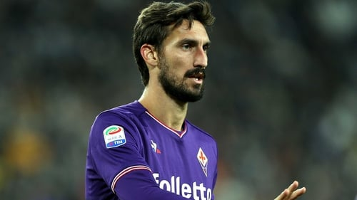 Davide Astore had played 27 games for Fiorentina this season