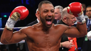 Kell Brook was impressive against Sergey Rabchenko