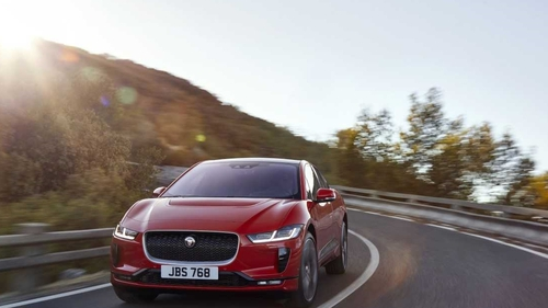 Jaguar's all-electric I-Pace is now available to order, with a claimed range of almost 500 kilometres.