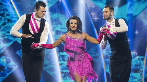 "Deirdre O'Kane claimed that DWTS judges are ""tougher with all the women"""