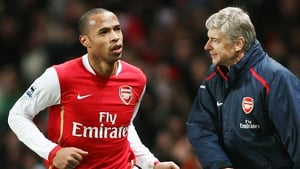 Thierry Henry says he doesn't like seeing what is happening to Arsene Wenger