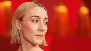 It was third time unlucky for St Saoirse of Ronan at the Oscars