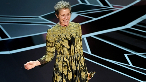 Frances McDormand: Tinseltown's most manic laugh