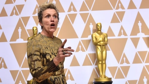 Frances Mc Dormand had