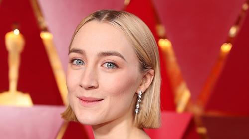 Saoirse at the Oscars 2018