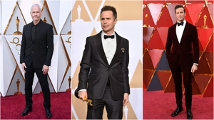Oscars 2018: Here Come the Boys