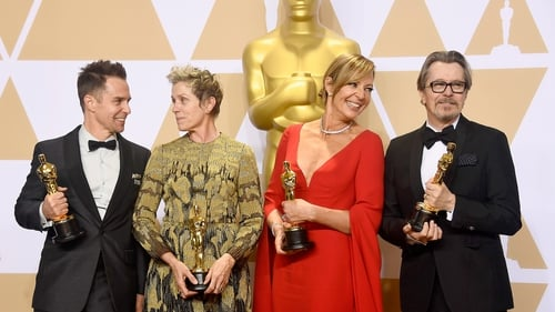 Sam Rockwell, Frances McDormand, Allison Janney and Gary Oldman to present Oscars this year