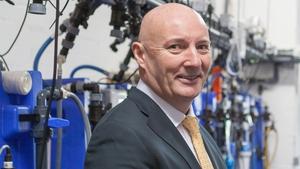 H2Ozone's executive chairman Paul O'Grady