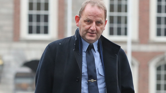 Sgt Maurice McCabe gives evidence to the Disclosures Tribunal