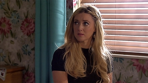 Kerri-Ann is flummoxed as Decco confronts her about her affair on Fair City