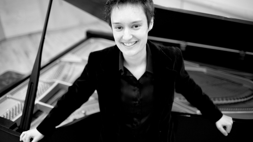Acclaimed Dublin-born pianist Isabelle O'Connell features at the Finding a Voice event in Tipperary