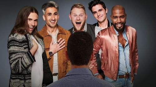 Queer Eye - your new guilty pleasure has arrived.