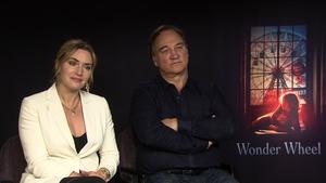 Kate Winslet & Jim Belushi