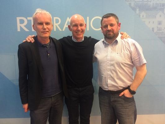 'Tony 10' by Declan Lynch & Tony O'Reilly