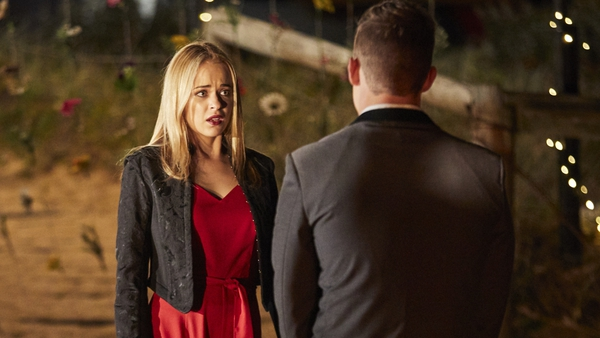 Olivia is shocked by Hunter's proposal on Home and Away