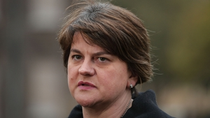 Arlene Foster said Sinn Féin is trying to deliver division and dysfunction