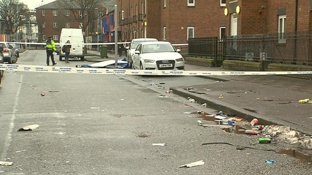 Man injured in Dublin gun attack