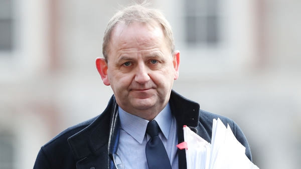 Maurice McCabe retired from An Garda Síochána last October