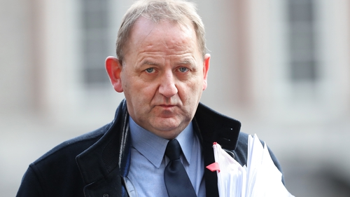The report examined three main areas relating to Sgt Maurice McCabe