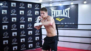 Jason Quigley believes it's just a matter of time before he's fighting for a world title