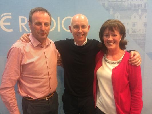 Geraldine O'Reilly Bolger and husband Derek Bolger share their CPR story