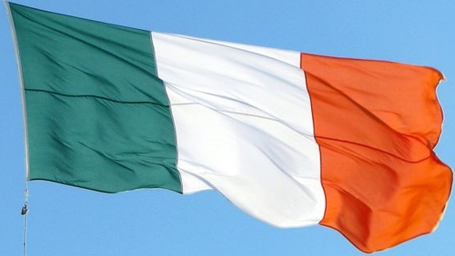 Tricolour was first flown in Waterford in 1848