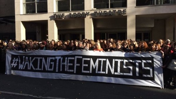 """""""Waking the Feminists mobilised women and men in the arts, the media and beyond to publicly question and expose the mechanisms by which women have been excluded and marginalised"""""""