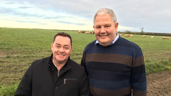 Irish farm plans to generate energy from old veggies