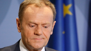 Donald Tusk said the EU will aim for an ambitious free trade agreement