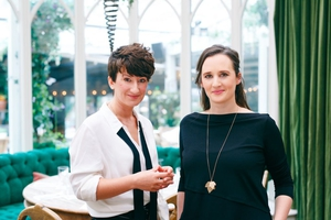 Sarah Davis-Goff and Lisa Coen of Tramp Press have called out the sexism they've witnessed in the literary sphere, for that and the exceptional books they've published, we love them (we know, there are two of them but they come as a unit!)