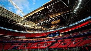 Spurs have had an extended stay at Wembley