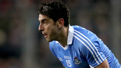 Bernard Brogan in action against Kildare earlier this season