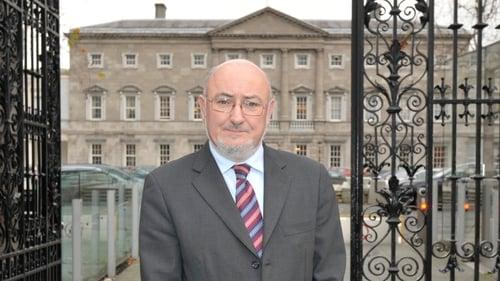 Caoimhghín Ó Caoláin has served Cavan-Monaghan in the Dáil since 1997