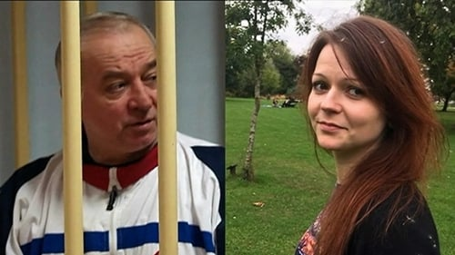 Former Russian spy Sergei Skripal and his daughter Yulia, who have been in hospital after being found unconscious outside a shopping centre in Salisbury