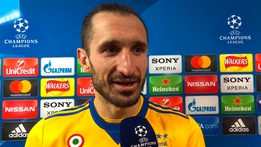 "Chiellini: ""We knew we would have a chance"" 