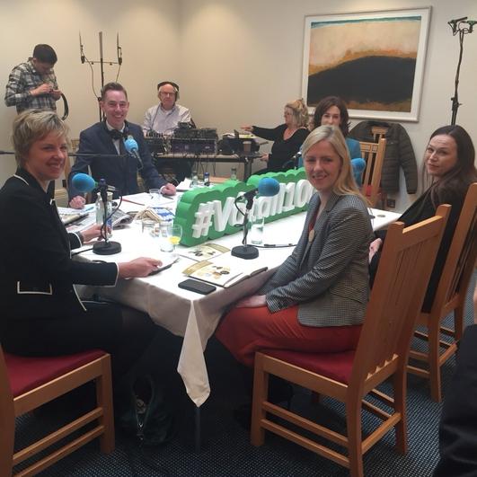 Female representation in Dáil Éireann