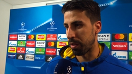 "Khedira: ""We have the mentality"" 